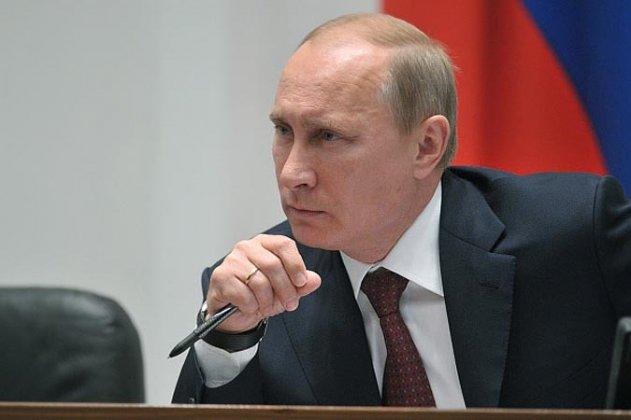 Как остановить Владимира Путина?