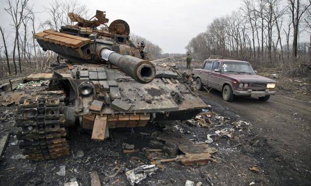 Война на Донбассе. Что дальше.