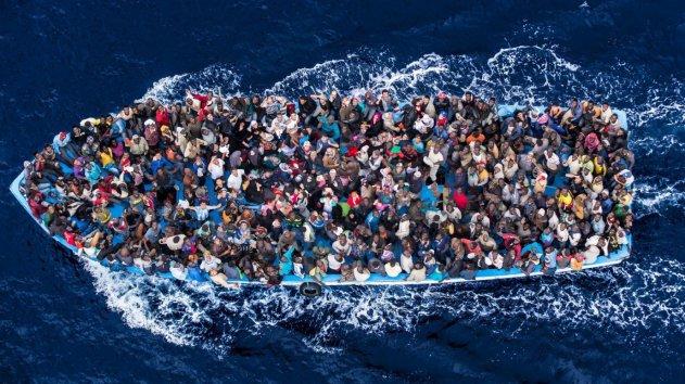 Наплыв беженцев в Европе и реакция Украины