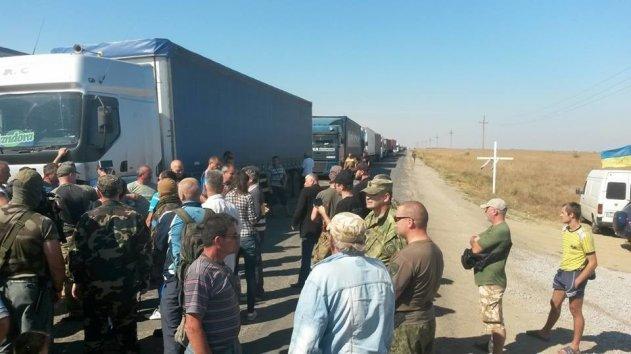 Блокада Крыма – дело государства или только крымских татар?