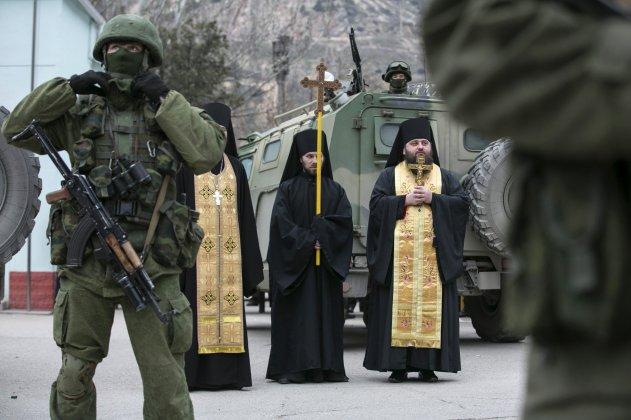 Только ли Путин угрожает Украине?