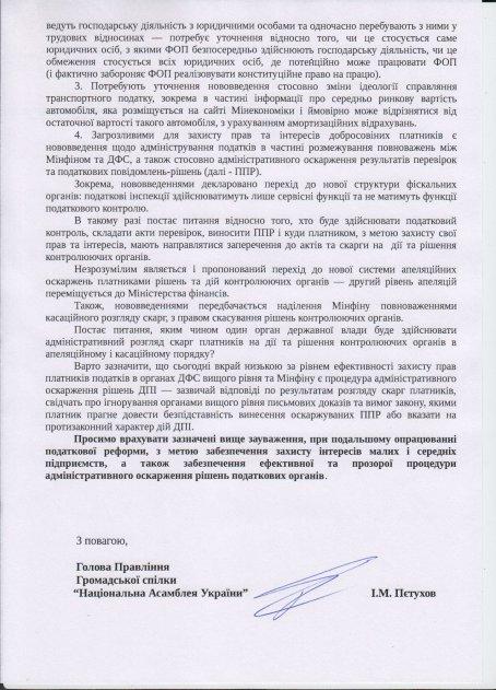 """Щодо новацій змін до Податкового Кодексу України """"Податкова реформа 2016 - фіксальна ліберелізація"""""""