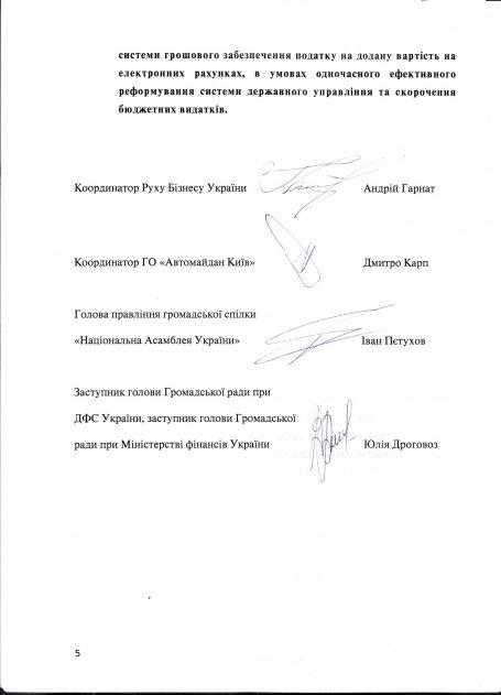 Звернення до віце-президента США Джозефа Робінетта Байдена молодшого