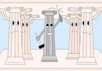 Про норми і правила державного будівництва: демонтувати «п'яту», запобігти зведенню «шостої колони»