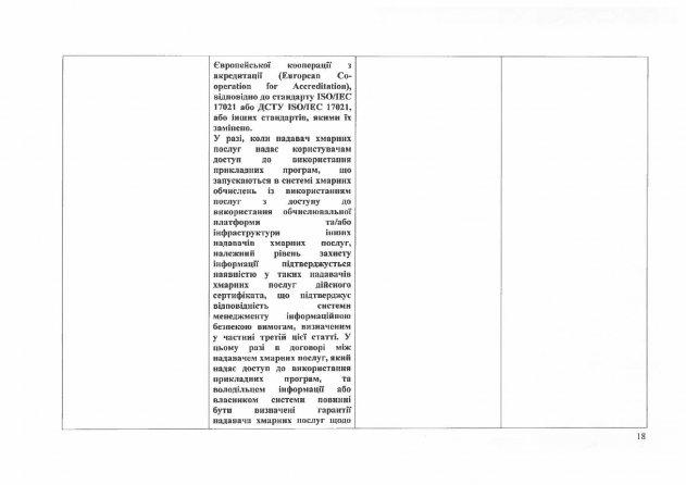 Лист щодо недопущення запровадження новацій, які суперечать Конституції та законодавству  України й ЄС