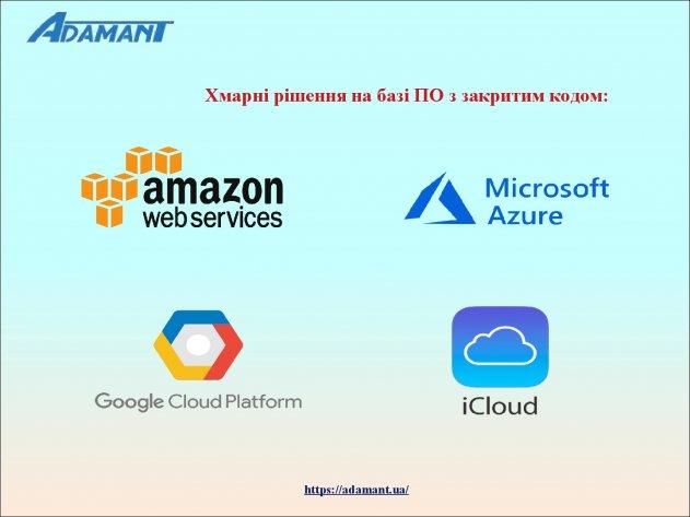 Доповідь Пєтухова І.М.: «Безсерверні компанії – нові            можливості та переваги для бізнесу»
