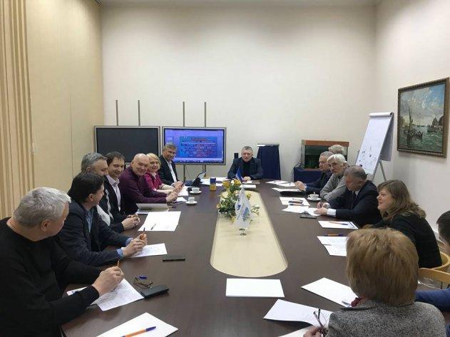 Засідання Комісії з питань науки та ІТ
